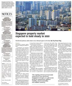 the-landmark-Singapore-Pty-market-to-hold-Steady-in-2020