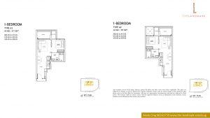 the-landmark-floor-plan-1bedroom-the-landmark-condo.sg