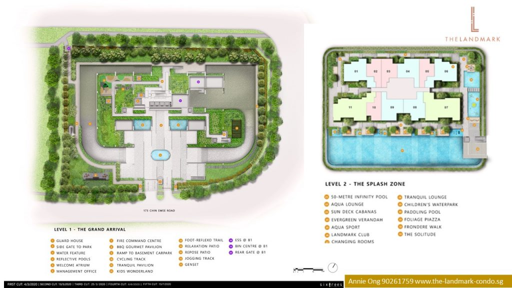 the-landmark-site-plan-the-landmark-condo.sg